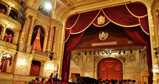 Budapest State Opera House 11